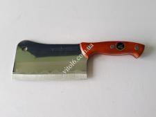 Нож секач с деревянной ручкой Барашек  31*10см VT6-19933(60шт)