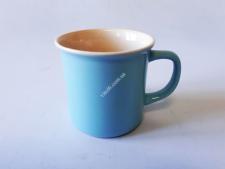 Чашка керамическая  Ретро  микс( 4цв) О9,5*8,5см VT6-19741(48шт)