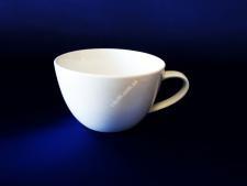 Чашка керам.біла 400мл О12 h7см VT6-19848(36шт)