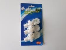Пробка пластм для бутылок в наборе из 3-х 7см VT6-20002(360шт)