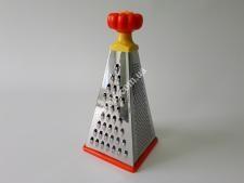 Тёрка  Пирамида нерж+пластм 4-х гр 10 (25см)VT6-20023(120шт)