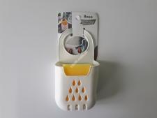Карман навесной силиконовый с губкой для посуды R-125 (36 шт)