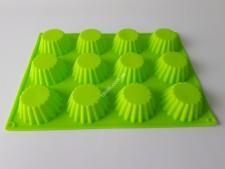 Форма силикон.на планшете  Кекс  из 12-ти 35*26,5*3,2см VT6-20032(100шт)