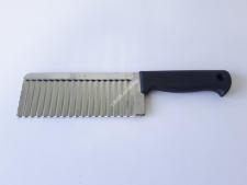 Нож для нарезки сыра и овощей 26*6  Волна VT6-20155(300шт)
