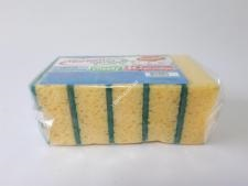 Губки кухоннi  Минута дела  cheesy 3+2шт.19656 (35)