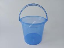 Відро  R-plast  прозоре БЕЗ кришки 10л (10шт)