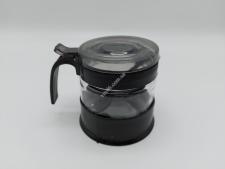 Цукорниця скло+пластик 330мл HN-1221 (24 шт)