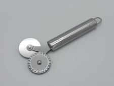 Колесо кулінарне подвійне метал 19 см VT6-20282(240шт)