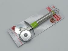 Колесо кулінарне подвійне метал 20 см з пластм вставкоюVT6-20283(240шт)