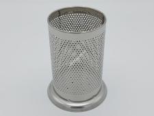 Стійка нерж для кухон.приладдя 10*17 см  Сітка  VT6-20330(120шт)