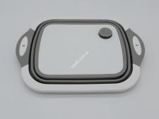 Дошка обробна розкладна пластик+силікон 30*40 см  VT6-20339(40шт)