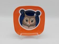 Тарілка плоска  з дитячим декором 20054 (50шт)