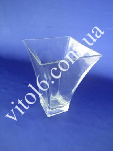 Flora ваза для цветов h-140mm/6